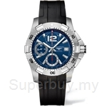 Longines Gents Sport Collection HydroConquest Watch - L3.651.4.96.2