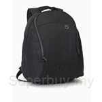 Allerhand Pure Travel Backpack - PURE Collection (PURE BLACK, PURE BROWN, and PURE GRAY)