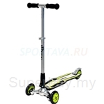 JDBug FiberRider Scooter Green - GS128J