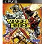 Sega PS3 Anarchy Reigns R1