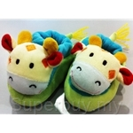 Bumble Bee Cute and Fun Animal Rattle Booties Giraffe - RT0041