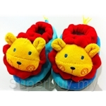 Bumble Bee Cute and Fun Animal Rattle Booties Lion King - RT0042
