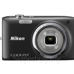 Nikon Compact Digital Camera Coolpix - S2700