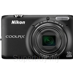 Nikon Compact Digital Camera Coolpix - S6500