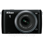 Nikon 1 Advanced Camera with Interchangeable Lenses - S1