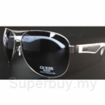 Guess Silver-Grey Sunglasses - GU-6686
