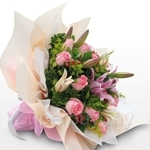Floral House Love Moments - VD-FLORAL13122