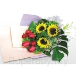 Floral House Surprise For You - VD-FLORAL13128