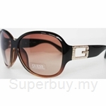 Guess Brown-Brown gradient Sunglasses - GU-7226