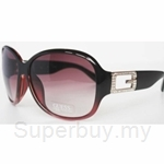 Guess Purple-Purple gradient Sunglasses - GU-7226