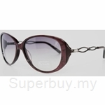 Guess Tortoise-Brown gradient Sunglasses - GM-647