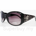 Guess Black Brown-Dark Brown gradient Sunglasses - GU-7165