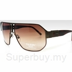 Guess Grey Brown-Brown gradient Sunglasses - GU-6653