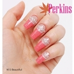PERKINS Nail Wrap Beautiful - N13