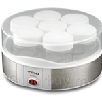 Trio Yogurt Maker 7 Jars - TYM-7