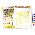 Art & Craft Batik Painting DIY - BT-P1