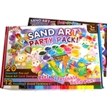Art & Craft Sand Art Party Pack - SA-PP1