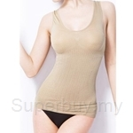 Bodyslim Japan 480D Seamless 3D Camisole Bust and Waist Focused