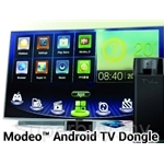 Modeo Android TV Dongle MR93 with Air Mouse Conqueror KB33