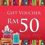 Superbuy RM50 Gift Card