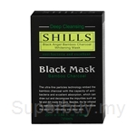 SHILLS New Black Angel Bamboo Charcoal Whitening Mask 7pcs - 1776789