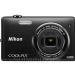 Nikon Compact Digital Camera Coolpix - S5200