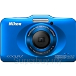 Nikon Compact Digital Camera Coolpix - S31