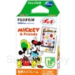 Fujifilm Instax Mini Film - Mickey 1 Box