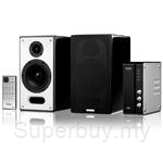 Edifier International Multimedia Speaker 2.0 - 80W (RMS) Voice by Phil Jones - S2000