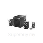 Edifier International Multimedia Speaker 2.1 - 145W (RMS) - S530D