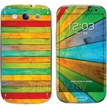 Stico Samsung S3 Skin Colour Wood - S3006