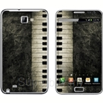 Stico Samsung Note 1 Skin Piano - N0007