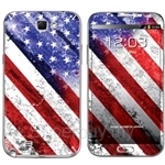 Stico Samsung Note 2 Skin USA Flag - N2003