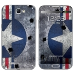 Stico Samsung Note 2 Skin Captain America - N2005