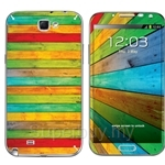 Stico Samsung Note 2 Skin Colour Wood - N2006