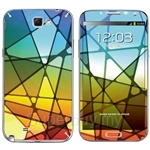 Stico Samsung Note 2 Skin Glass - N2008