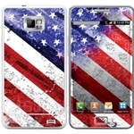 Stico Samsung S2 Skin USA Flag - S2003