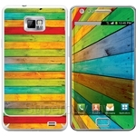 Stico Samsung S2 Skin Colour Wood - S2006