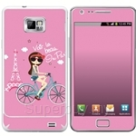 Stico Samsung S2 Skin Hello Paris - S2010