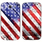 Stico Samsung S3 Skin USA Flag - S3003