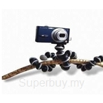 Smartex Flexible Ball Octopus Leg Mini Tripod (Small)
