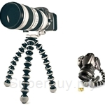 Smartex Flexible Ball Octopus Leg Mini Tripod (Big)