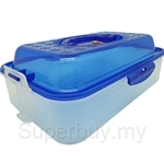Coolrara Multi Container Rectangle 1.6L with Handle - C0-018