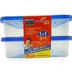 Coolrara Multi Container Square 1.2L 2-1 - C0-105