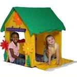 Bazoongi Children Playtent Garden House - KC-GDN