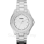 Fossil Women's Retro Traveler Stainless Steel Watch - AM4452