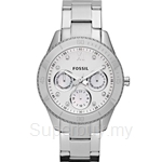 Fossil Women's Stella Stainless Steel Watch - ES3098