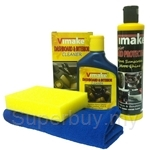 Vimake Car Interior Care 4 Pieces Set