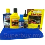 Vimake Windscreen and Window Care 5 Pieces Set