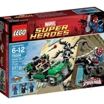 LEGO Spider-Man: Spider-Cycle Chase - 76004